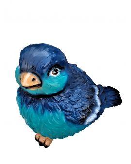 WRÓBEL XL - niebieski