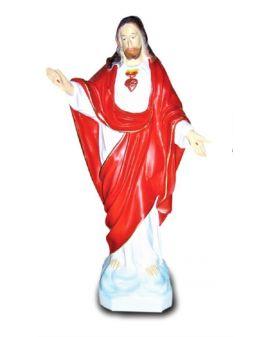 ŚREDNI JEZUS Z SERCEM